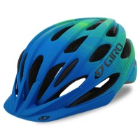 Giro Raze Youth Helmet 2017 - Matte Blue/Lime