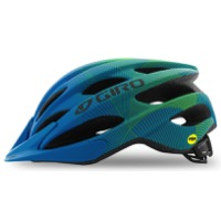 Giro Raze MIPS Youth Helmet 2017 - Matte Blue/Lime