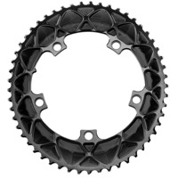 AbsoluteBlack Premium 2x Oval Road Chainrings - 5 x 130mm BCD