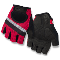 Giro Siv Gloves 2020 - Bright Red Stripe