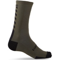 Giro HRc+ Merino Wool Socks 2020 - Mil Spec/Black