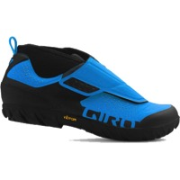 Giro Terraduro Mid Mountain Shoes 2019 - Blue Jewel/Black
