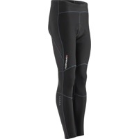 Louis Garneau Solano 2 Men's Tights with Chamois - Black