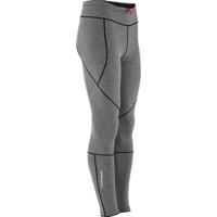 Louis Garneau Stockholm Women's Tights - Iran Gray/Pink Glow