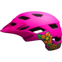 Bell Sidetrack Youth MIPS Helmet 2017 - Matte Pink Blossom