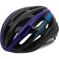 Giro Foray MIPS Helmet 2017 - Black/Blue/Purple