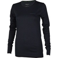 Craft Active Comfort Long Sleeve Top - Black