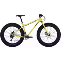 Surly Ice Cream Truck Complete Bike - Banana Candy Yellow