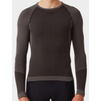 Giro Chrono Long Sleeve Base Layer - Charcoal