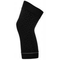 Shebeest Envy Dots Knee Warmers 2017 - Black