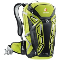 Deuter Attack Enduro 16 Hydration Pack - Apple/Black