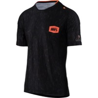 100% Celium Jersey - Heather Black