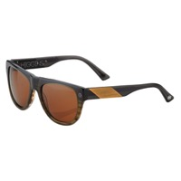 100% Higgins Sunglasses - Carbon Fade