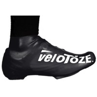 VeloToze Road Short Shoe Covers - Black