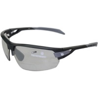 BZ Optics Photochromic Bifocal Sunglasses - Graphite