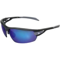 BZ Optics Blue Mirrored Sunglasses