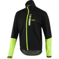 Louis Garneau Torrent RTR Men's Jacket - Black/Yellow