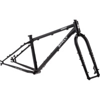 Surly Wednesday Frameset - Trevor's Closet Black