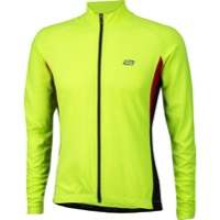 Bellwether Draft Long Sleeve Jersey - Yellow