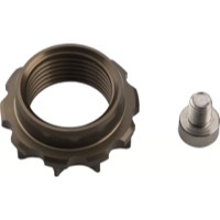 BOS Dizzy Axle Nut Kit