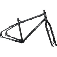 Surly Troll Frameset - Black Forest