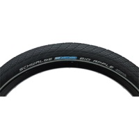 "Schwalbe Big Apple 20"" Tire - 406 ISO Diameter"