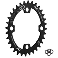 OneUp Sram/Shimano Oval Chainrings - 94/96mm BCD