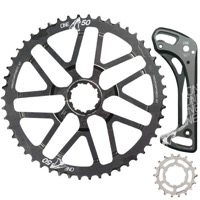 OneUp Shark Cog/Cage Bundles - 11 Speed Shimano