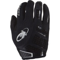 Lizard Skins Monitor SL Gloves - Jet Black