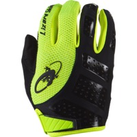 Lizard Skins Monitor SL Gloves - Jet Black/Neon