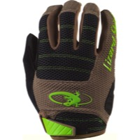Lizard Skins Monitor AM Gloves - Olive/Jet Black