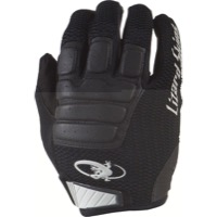 Lizard Skins Monitor HD Gloves - Jet Black