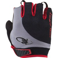 Lizard Skins Aramus Elite Gloves - Jet Black/Crimson