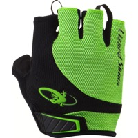 Lizard Skins Aramus Elite Gloves - Jet Black/Lime