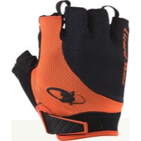 Lizard Skins Aramus Elite Gloves - Jet Black/Tangerine