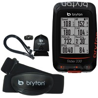 Bryton Rider 330T GPS and Cadence Cycling Computer