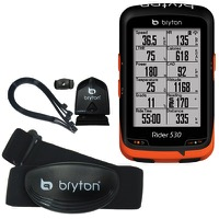 Bryton Rider 530T GPS and Cadence Cycling Computer