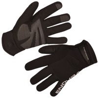 Endura Strike II Waterproof Gloves 2020 - Black