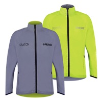 PROVIZ SWITCH Cycling Jacket - Yellow/Reflective