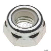 Steel Nylock Metric Hex Nuts