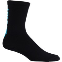 45NRTH Midweight Socks - Black/Blue