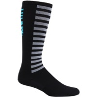 45NRTH Knee High Socks - Black/Blue