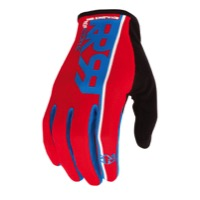 Royal Racing Core Gloves - Red/Blue/Black