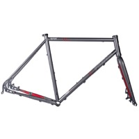 Fyxation Quiver Disc Road Frameset - Slate Grey