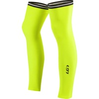 Louis Garneau Leg Warmers 2 - Bright Yellow