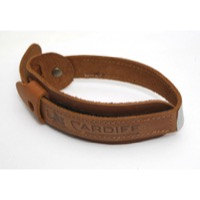 Cardiff Leather Trouser Leg Bands