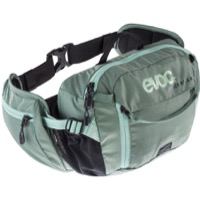 EVOC Race Hydration Hip Pack - Olive/Light Petrol