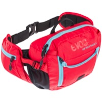 EVOC Race Hydration Hip Pack - Red/Neon Blue