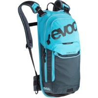 EVOC Stage 6 Team Hydration Pack - Neon Blue/Slate
