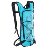 EVOC CC 3 Hydration Pack - Neon Blue